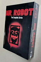 Mr. Robot The Complete Series DVD Box Set Season 1-4 1234 Region 1 Fast shipping