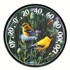 AcuRite Gold Finch Indoor and Outdoor Thermometer