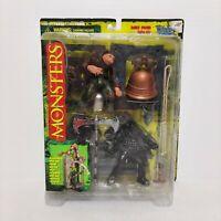 McFarlane Toys HUNCHBACK of Notre Dame Series 1 Monster Figure 1997 MOC new RARE