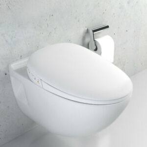 Uclean Whale Spout Bidet Smart Toilet Seat Pro Air Dryer with Remote Control Aus
