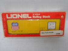 Lionel 6-9606 Union Pacific High Cube Box Car O GAUGE
