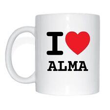 I love ALMA Tasse Kaffeetasse