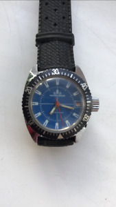 Meister Anker Diver Mechanically WatchDate Lady