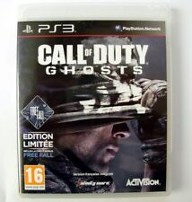 CALL OF DUTY GHOSTS PS3 EDITION LIMITEE / LIMITED EDITION jeu/game Playstation 3