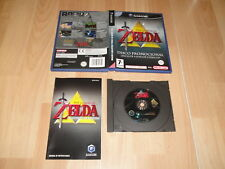 THE LEGEND OF ZELDA COLLECTOR'S EDITION PARA NINTENDO GAME CUBE USADO COMPLETO
