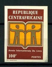 Repubblica Centrafricana 1972 Mi. 261 Nuovo ** 80% Non dentellati Anno Internaz
