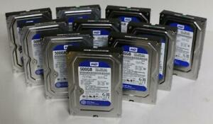 """HDD 3""""5 500 GO - 1 TO - 2 TO"""
