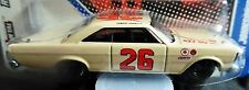 HOT WHEELS JUNIOR JOHNSON'S 65 1965 FORD GALAXIE 500 VINTAGE RACING AUTH CAR HW