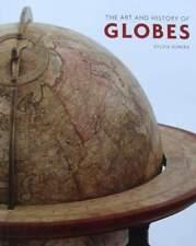BOEK/LIVRE : The Art and History of Globes (antieke wereldbol)