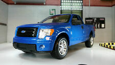 G LGB 1:24 Scale 2010 Ford 4x4 F150 STX Pickup Maisto Diecast Model Car F-150