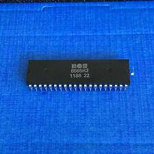 Mos 8565r2 video chip IC Vic, Commodore c64 G/C II mos 8565 r2/p. woche.: 11 88