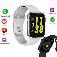 Cardiofréquencemètre Bluetooth Smart Watch W34 ECG pour iPhone