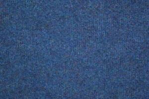 NEW BEDFORD RIB CARPET TILES COLOUR 5516 LAGOON BLUE (075)