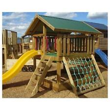 Cubby House Playstation Fort Timber Play house