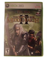 Lord of the Rings: The Battle for Middle-earth II (Microsoft Xbox 360)