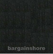 1ft BLACK ACOUSTIC SPEAKER BOX CARPET DASH TRUNK LINER