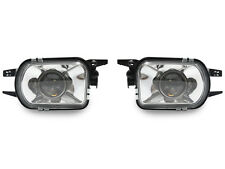 Mercedes W203 W215 R170 W209 R171 C CL CLK SLK Class Projector Fog Lights Pair