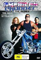 American Chopper : Collection 6 (DVD, 2006, 3-Disc Set) - Region 4