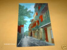 PIRATES ALLEY OR ORLEANS ALLEY NEW ORLEANS LA POSTCARD
