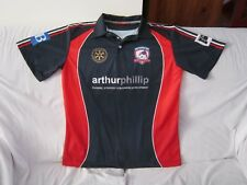 EASTERN SUBURBS DOLPHINS SYDNEY GRADE CRICKET CLUB SHIRT JERSEY SIZE MEDIUM