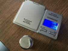 New listing Clearaudio Cartridge Weight Watcher