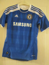 Chelsea 2011-2012 Home Football Shirt Size Adult Extra Small /35077