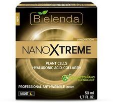 Bielenda Nano Xtreme Professional Anti-wrinkle Night Cream Hyaluronic Acid 40