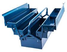 Montage Werkzeug-Koffer Metall Werkzeugkasten Werkzeugbox Werkzeugkiste Leer