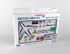 BRITISH AIRWAYS AIRPORT PLAY SET  REALTOY RT6001
