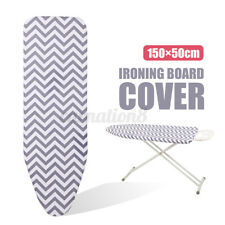 150x50cm Cotton Thick Heat Ironing Ironing Board Cover Heat Resistant Universal