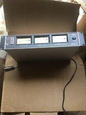 Benchmark SPM-3 Audio Program Meter