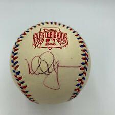 Rare Mark Mcgwire Signed 1996 All Star Game Baseball PSA DNA COA