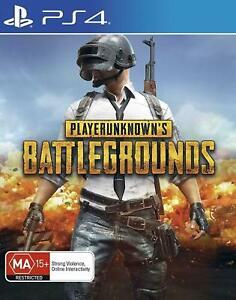 Playerunkown's Battlegrounds PUG PS4 Aus Game