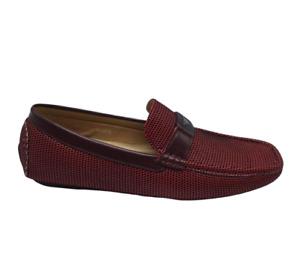 Chaussures Hommes College Mocassin Faux en Daim Bottines Élégant Nattes