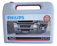 Philips Autolampen Box Ersatzbox LKW H1 / H7 Lampe Auto Ersatzkasten 24tlg 24V