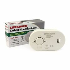 Kidde Lifesaver Compact Carbon Monoxide Alarm Detector 5CO - Batteries Included