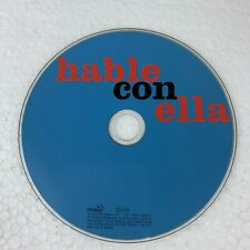 "Hable Con Ella ""Talk to Her"" music cd fast shipping"