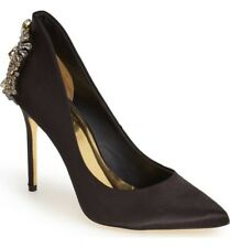 NWT Wedding Shoes Ted Baker  'Meion' Crystal Embellished Pointy Toe Pump 8.5