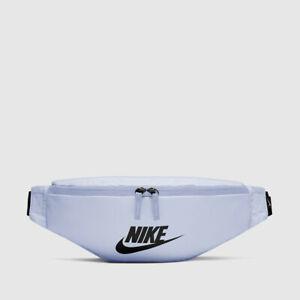 Nike Sportswear Adjustable Heritage Hip Waist Fanny Pack Bag Palest Purple