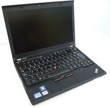 NOTEBOOK  LENOVO THINKPAD X220 INTEL CORE I5-2410m  RAM 4GB SSD 128GB WIN 7 PRO
