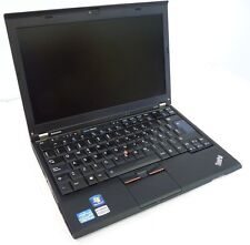 NOTEBOOK  LENOVO THINKPAD X220 INTEL CORE I5-2410m  RAM 4GB HDD 500GB WIN 7 PRO