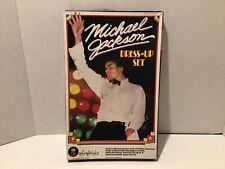 Michael Jackson Colorforms Dress-up Set