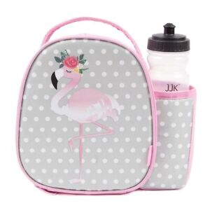 JJK Flamingo Lunch Bag & Bottle- 6801