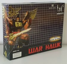Unique Toys Series 1 War Lord UT-W01 War Hawk 3 in 1 Beast to Robot Transformers