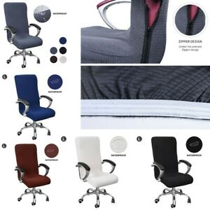 Chair Cover Spandex Chair Cover Stretch Seat Swivel Rotate High quality Durable