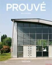 Fachbuch Jean Prouvé, Die Dynamik der Schöpfung Architektur und Design SOFTCOVER