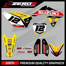 Suzuki RM H. 125 250 450 Motocross MX Gráficos Kit Completo SE1 18