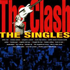 """CLASH """" THE SINGLES REMASTER """"1999 Columbia -  CD NUOVO SIGILLATO"""