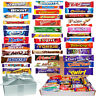 Mega Chocolate Multi Pack Lovers Assorted Gift Box Bars Cadbury Nestle Mars Kids