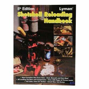 Lyman SHOTSHELL RELOADING HANDBOOK 5th Edition -9827111- NEW-